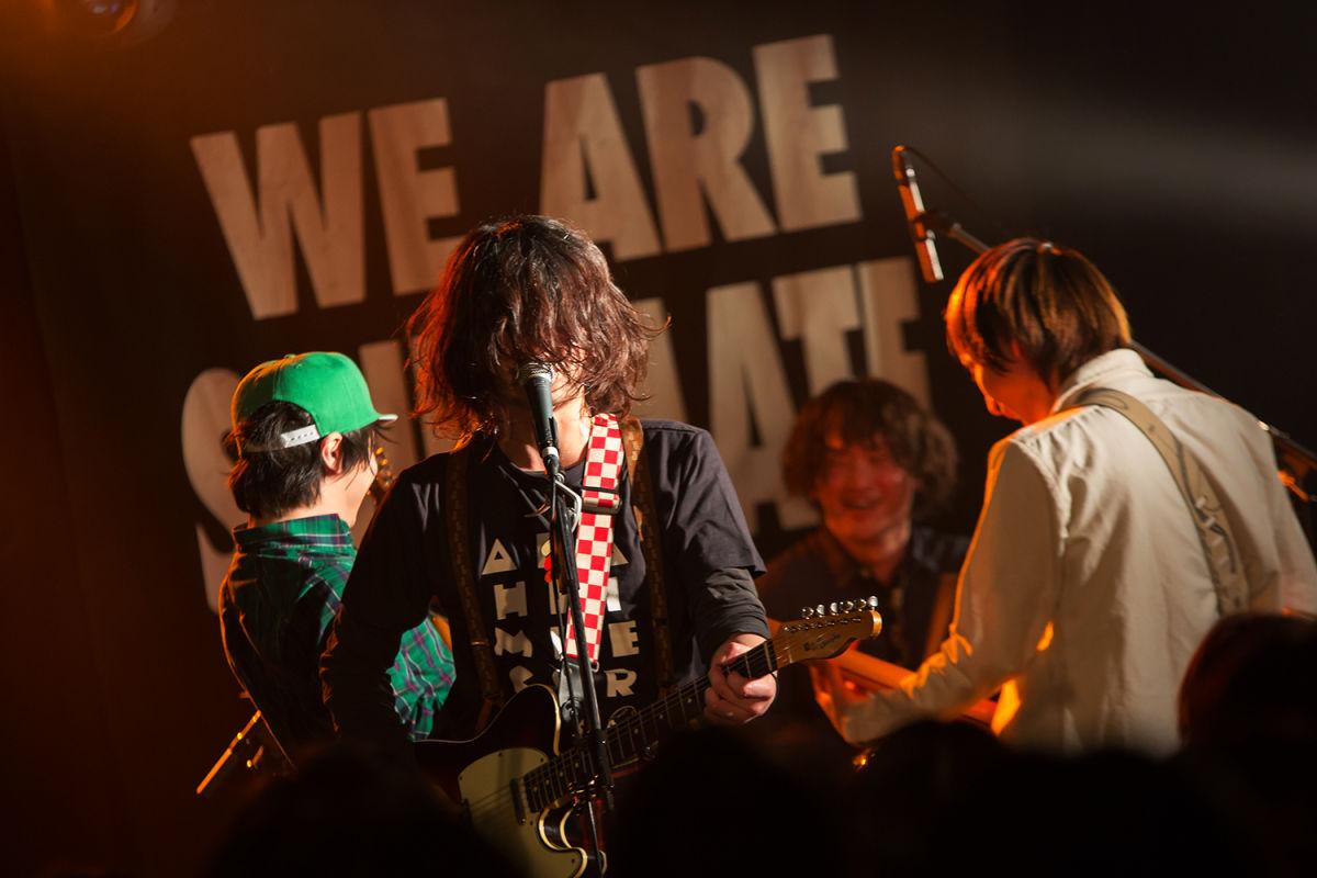 2015/4/11/ セカイイチ 心斎橋JANUS