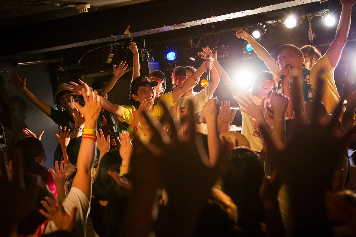 2014/08/29 GRAND COLOR STONE 高槻魂後夜祭 高槻ラズベリー