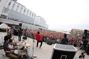 ワタナベフラワー LIVE at COMIN'KOBE13