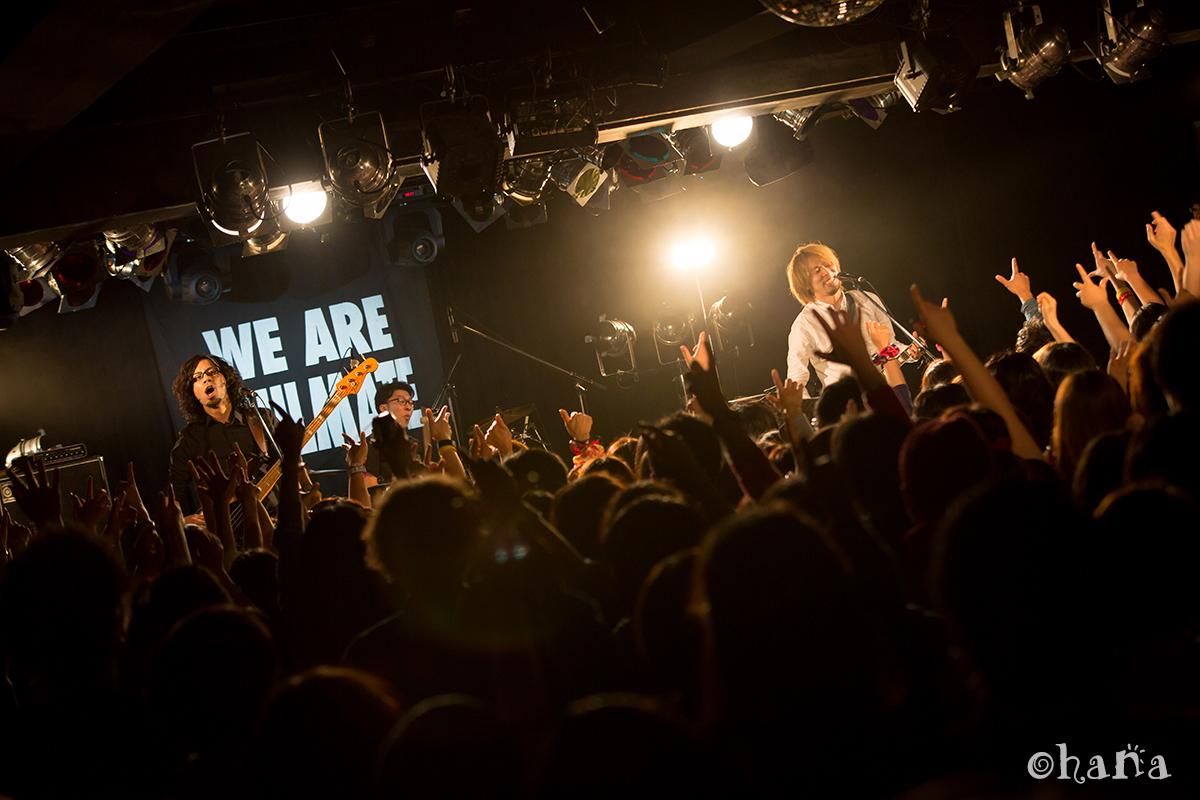 2015/04/11 鶴 心斎橋JANUS