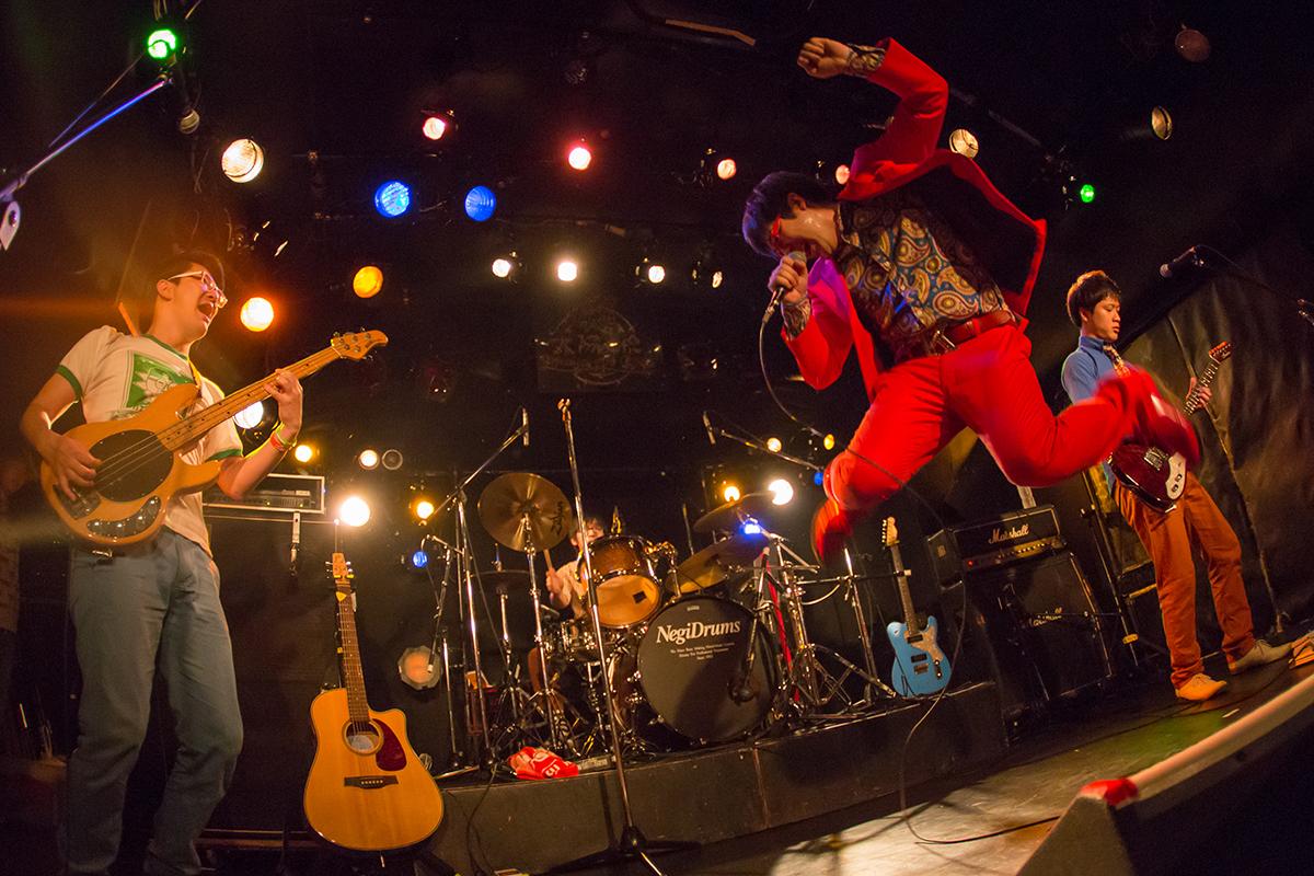 2015/02/01 ワタナベフラワー 太陽と虎