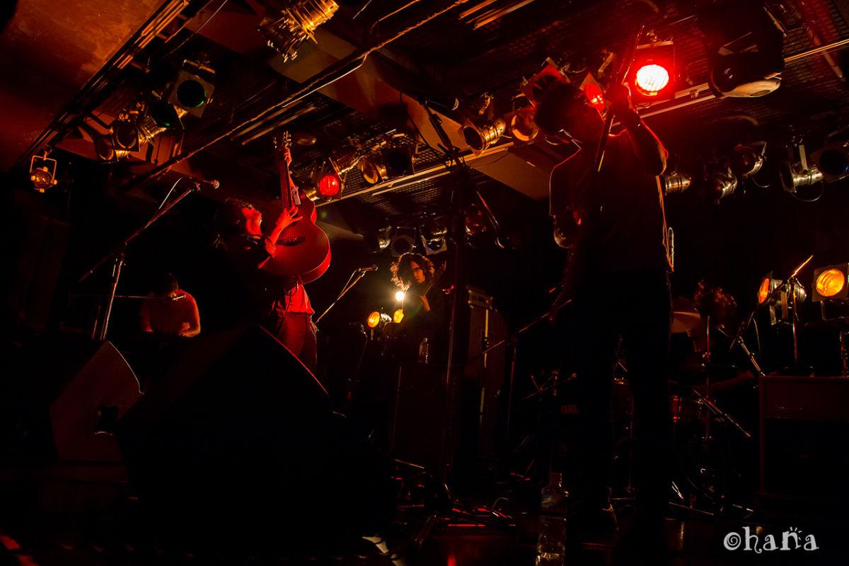 2015/05/19 市川セカイBAND 心斎橋JANUS