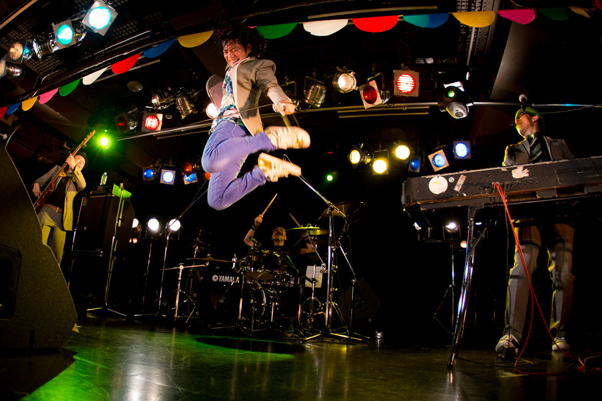 2014/05/14 GRAND COLOR STONE 心斎橋JANUS