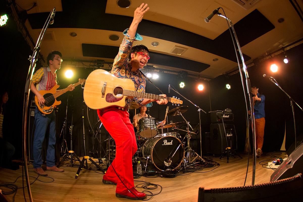 2015/05/15 ワタナベフラワー FootRock&BEERS