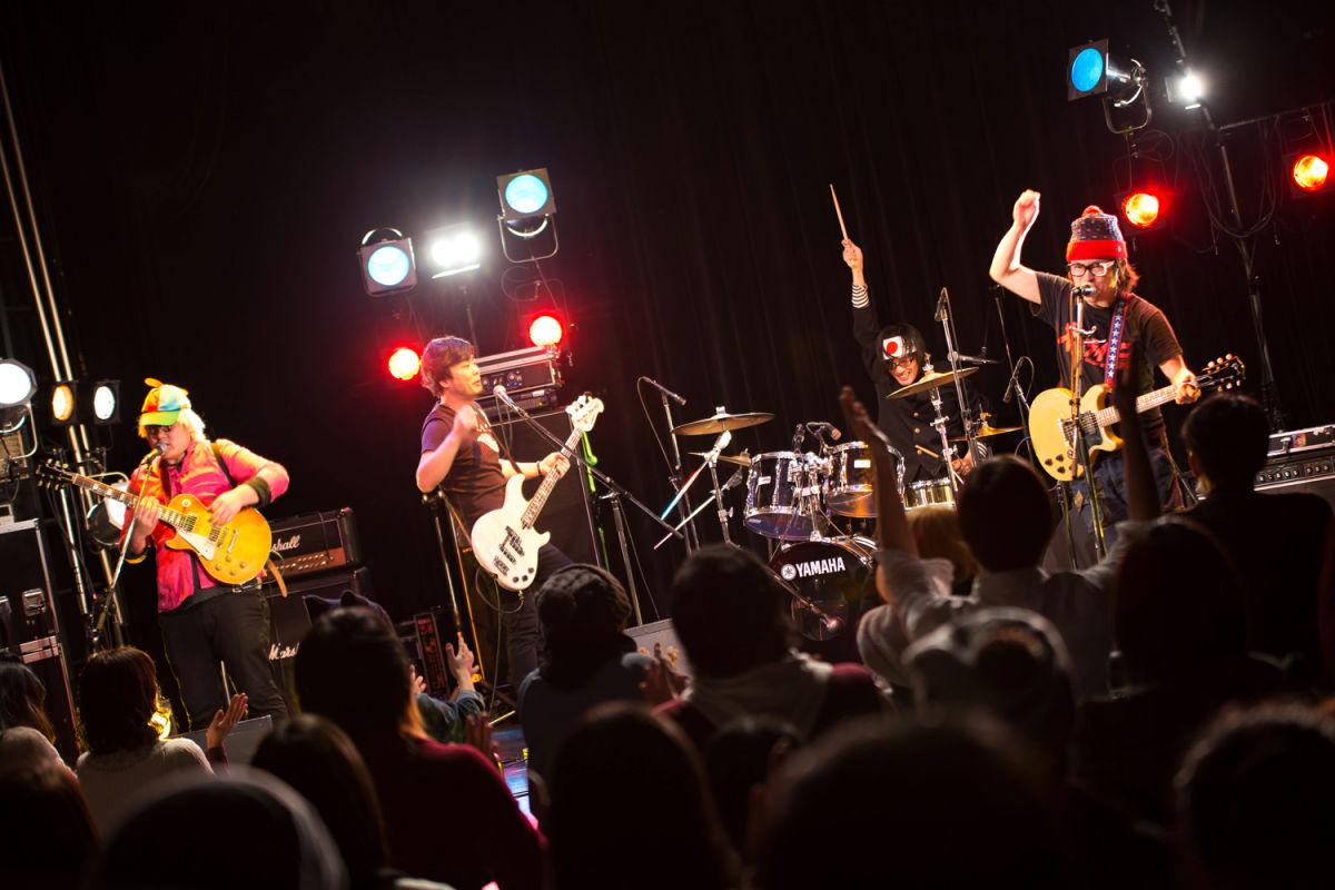 2015/02/08 アシガルユース 阿倍野ROCKTOWN
