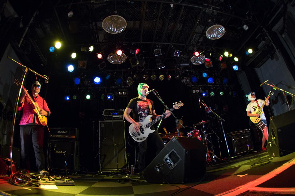 2015/08/24 アシガルユース OSAKA MUSE
