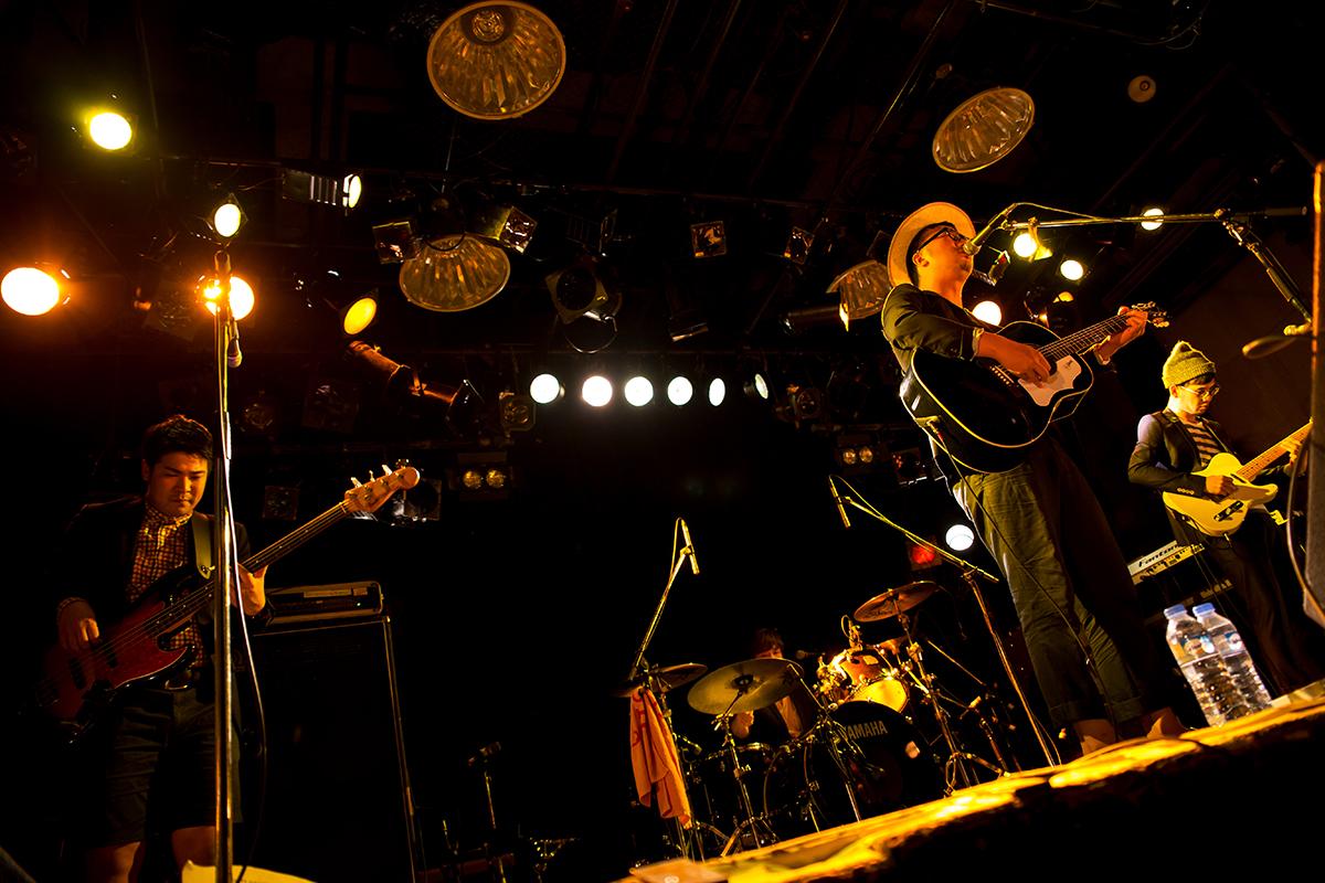 2015/08/24 ヒラオコジョー・ザ・グループサウンズ OSAKA MUSE