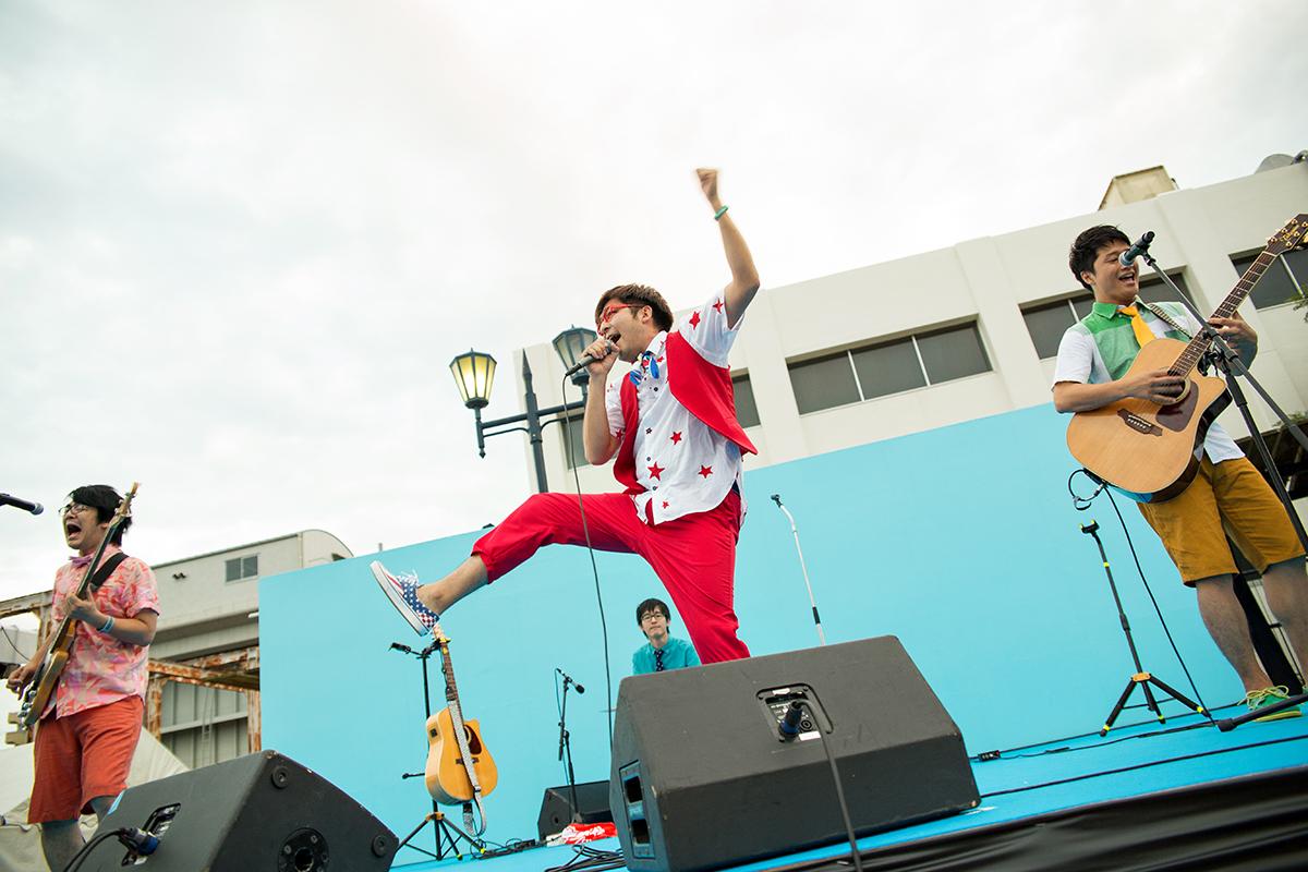 2015/09/12 ワタナベフラワー 兵庫運河祭