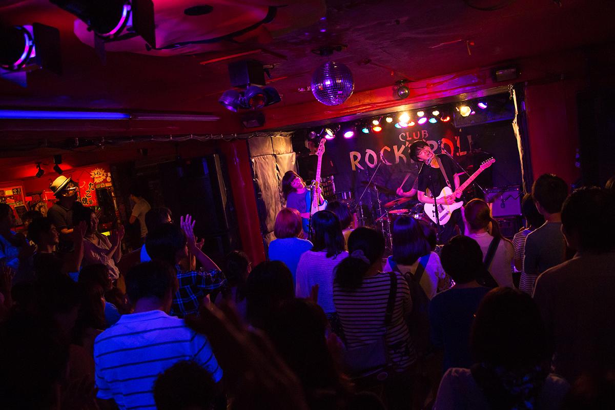 2015/07/06 ウラニーノ 名古屋CLUB ROCK'N'ROLL