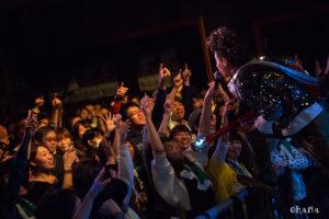 シンガロンパレード、はじめてのワンマン@京都MUSE