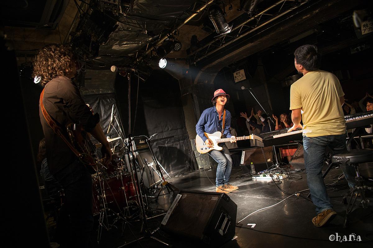 2015/11/13 市川セカイBAND 福島2ndLINE